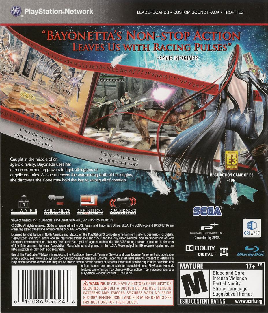 Bayonetta PS3 backHQ (BLUS30367)
