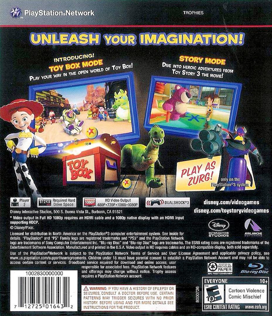 Toy Story 3 PS3 backHQ (BLUS30480)