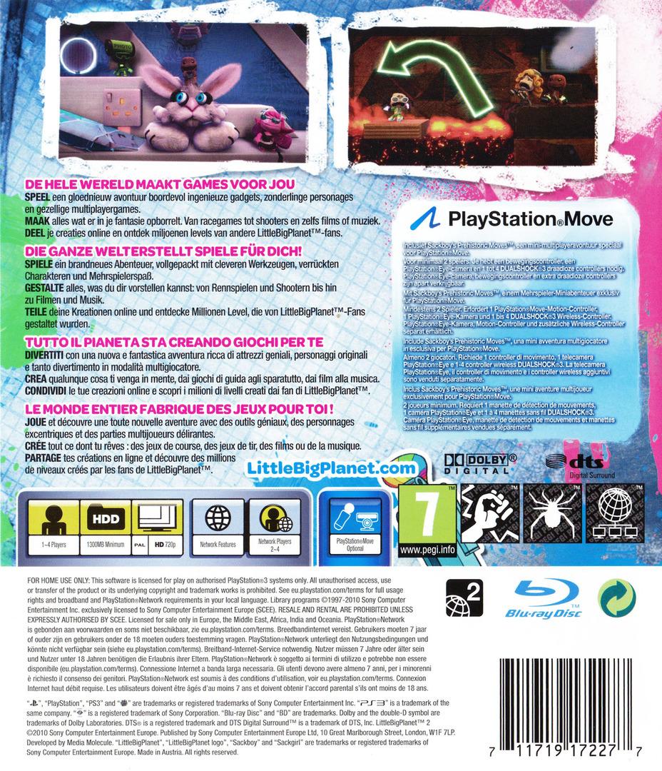 PS3 backHQB (BCES00850)
