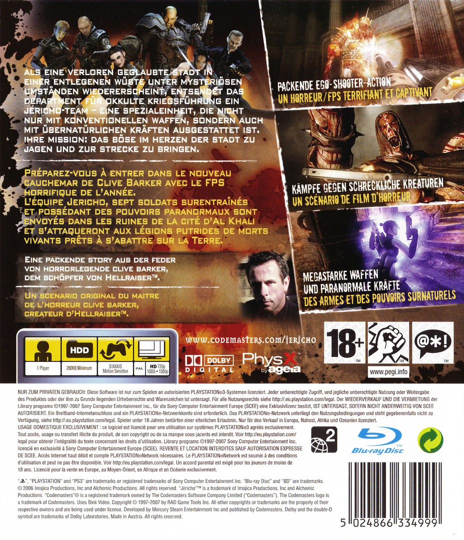 PS3 backHQB (BLES00120)