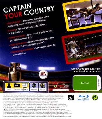 UEFA Euro 2008 PS3 backM (BLES00227)