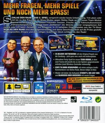 Schlag den Raab 2 PS3 backM (BLES01444)