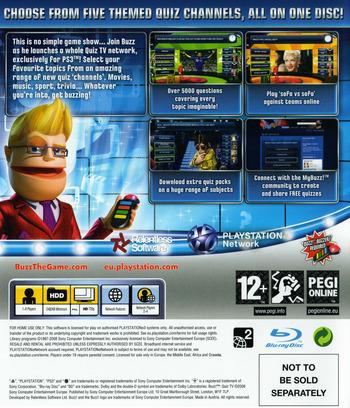 Buzz! Quiz TV PS3 backM (BCES00098)