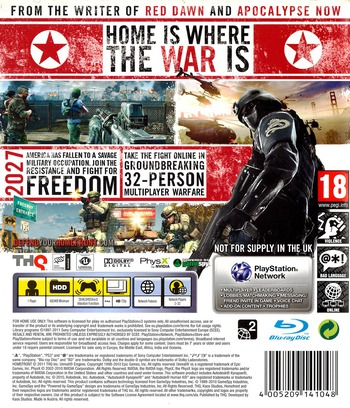 Homefront PS3 backM (BLES00962)