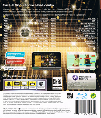 SingStar ABBA PS3 backM (BCES00423)