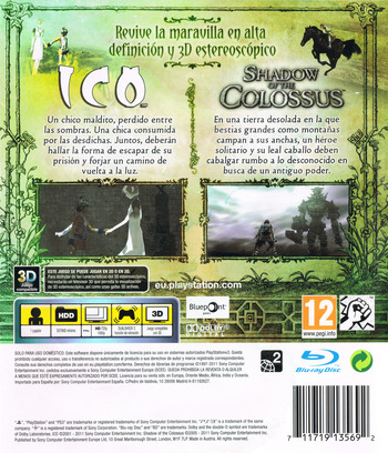 PS3 backM (BCES01097)