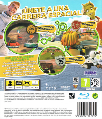 Planet 51 PS3 backM (BLES00584)