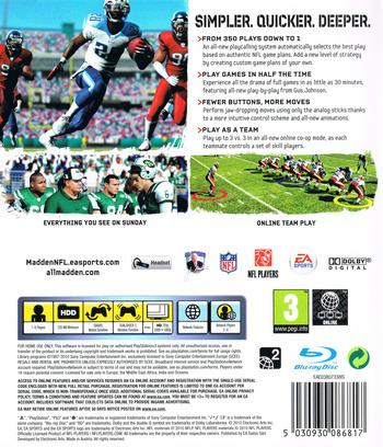 Madden NFL 11 PS3 backM (BLES00916)
