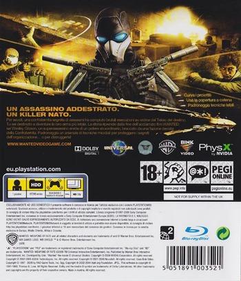 PS3 backM (BLES00504)