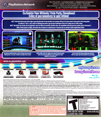Buzz! Quiz World PS3 backM (BCUS98209)