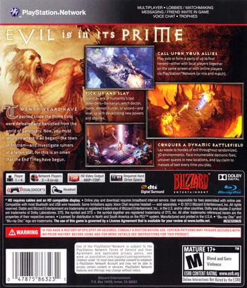 Diablo III PS3 backM (BLUS31188)