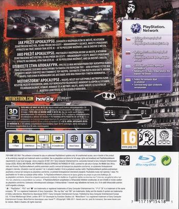 MotorStorm Apocalypse PS3 backM (BCES00484)