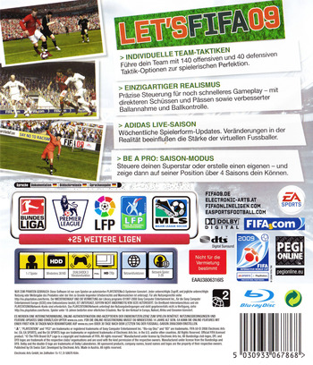 PS3 backMB (BLES00315)