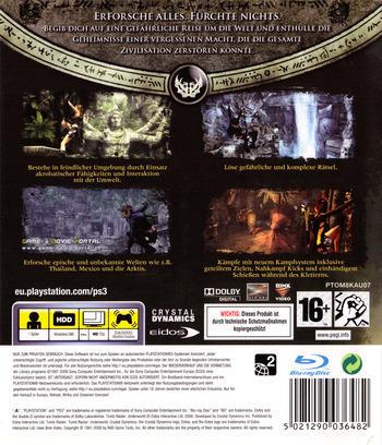 PS3 backMB (BLES00409)