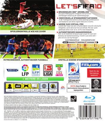 PS3 backMB (BLES00615)