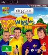 SingStar The Wiggles PS3 cover (BCES00634)