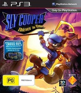 Sly Cooper: Thieves in Time PS3 cover (BCES01284)