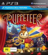 Puppeteer PS3 cover (BCES01289)