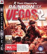 Tom Clancy's Rainbow Six: Vegas 2 PS3 cover (BLES00237)