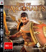 Rise of the Argonauts PS3 cover (BLES00418)