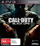 Call of Duty: Black Ops PS3 cover (BLES01031)
