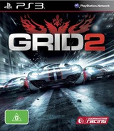 GRID 2 PS3 cover (BLES01737)