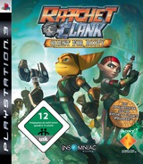 Ratchet & Clank: Quest for Booty PS3 cover (BCES00301)