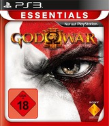 God of War III PS3 cover (BCES00799)