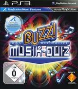 Buzz! Das Ultimative Musik Quiz PS3 cover (BCES00828)