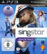 SingStar: Après-Ski Party 2 PS3 cover (BCES01024)