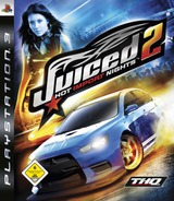 Juiced 2: Hot Import Nights PS3 cover (BLES00143)