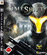 TimeShift PS3 cover (BLES00160)