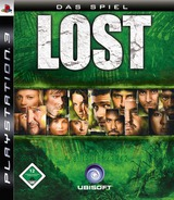 Lost: Via Domus PS3 cover (BLES00221)
