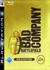 Battlefield: Bad Company (Gold Edition) PS3 cover (BLES00261)