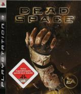 Dead Space PS3 cover (BLES00309)