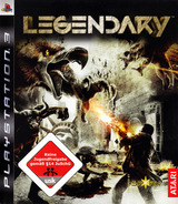 Legendary PS3 cover (BLES00405)