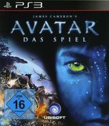 Avatar: Das Spiel PS3 cover (BLES00667)