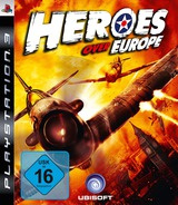Heroes Over Europe PS3 cover (BLES00679)