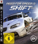 Need for Speed Shift PS3 cover (BLES00682)