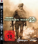 Call of Duty : Modern Warfare 2 PS3 cover (BLES00686)