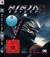 Ninja Gaiden Sigma 2 PS3 cover (BLES00736)