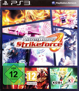 Dynasty Warriors: Strikeforce PS3 cover (BLES00825)