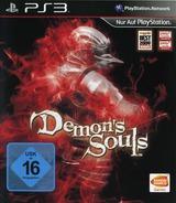 Demon's Souls PS3 cover (BLES00932)
