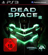 Dead Space 2 PS3 cover (BLES01041)