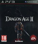 Dragon Age II (Bioware Signature Edition) PS3 cover (BLES01084)