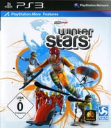 Winter Stars PS3 cover (BLES01224)