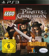 Pirates of the Caribbean: Das Videospiel PS3 cover (BLES01239)