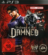 Shadows of the Damned PS3 cover (BLES01276)