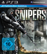 Snipers - Invisible, Silent, Deadly PS3 cover (BLES01327)