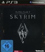 The Elder Scrolls V: Skyrim PS3 cover (BLES01330)